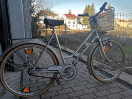 Damen-Fahrräder - Fahrrad