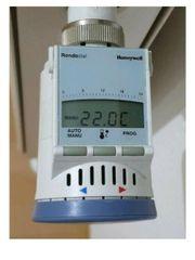 Honeywell Thermostat 3 Stück
