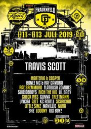 1x Frauenfeld open-air 3 Tages