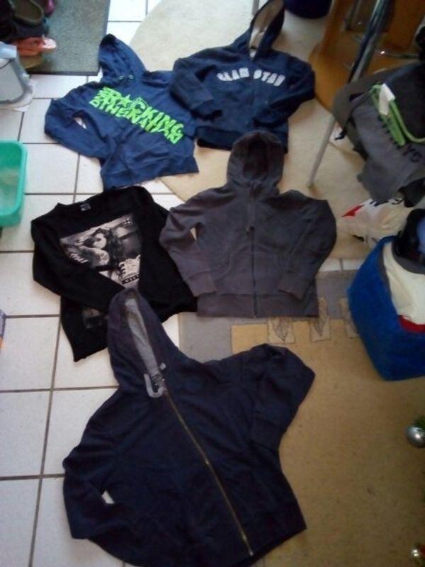 Jungenbekleidungspaket Gr 158 164 Hoodie
