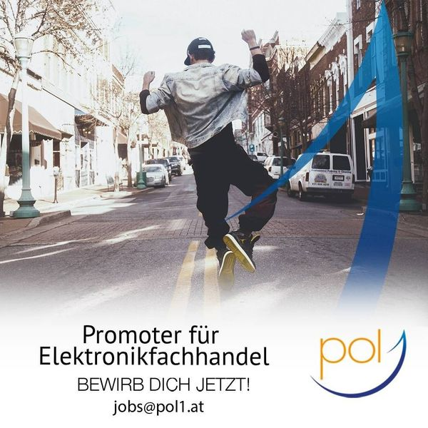 Promoter für Elektronikfachhandel m w