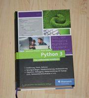 Python 3 Das umfassende Handbuch