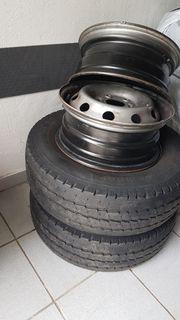 Reifen für Wohnmobil