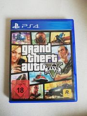 GTA 5 für Playstation 4