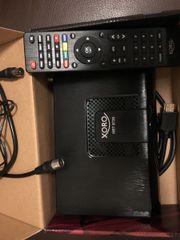 wenig gebrauchter DVB-T2 Receiver XORO