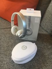 Beats Solo 2 Deluxe Silver