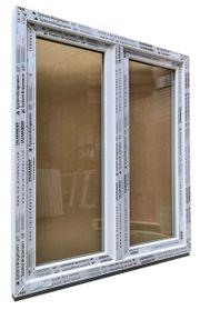 Kunststofffenster 120x140cm 2flg aus Bayern