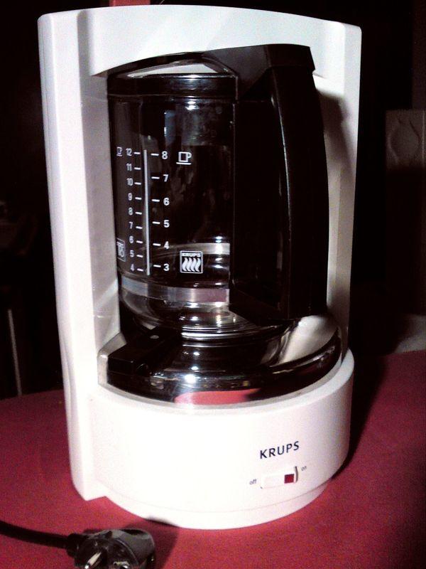 Sehr Spezielle Kaffee-Maschine für Kenner