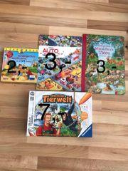 Spiele Tiptoi Bücher