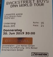 Backstreet Boys Tickets in köln