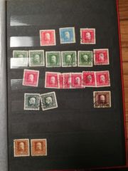 Briefmarkenalbum Österreich