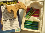 Kinderspielzeug Holzauto Bauklötze PIXIbücher Geschicklichkeitsspiel