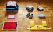 Kinderbekleidung Jacken Mützen Schuhe Baby
