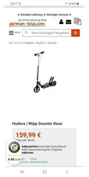 HUDORA Wipp Scooter Race
