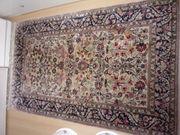 Teppich aus Seide