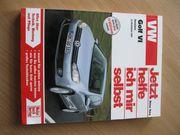 VW Golf VI Benziner Reparaturbuch