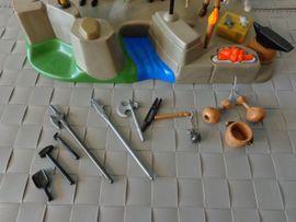Spielzeug: Lego, Playmobil - Spielzeug Playmobil Ritterschmiede Schmiede