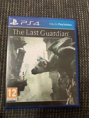 The Last Guardian PS4 PlayStation