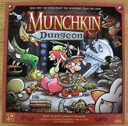 Munchkin Dungeon NEU