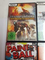 PC DVD Spiele