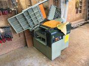 SCM FS 2252 Abrichte Hobelmaschine
