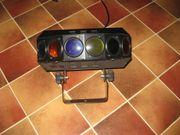 Eurolite BS-50 Lichtorgel mit Master