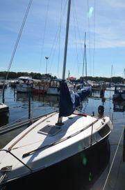 Segelboot Jollenkreuzer
