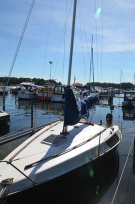 Segelboot / Jollenkreuzer