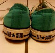 All Star Converse Chucks türkis