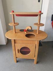 hochwertige Kinderküche Holz