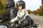 Motorrad Kindersitz