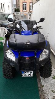 Kymco MXU 500 Allrad