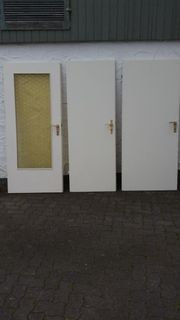 Zimmertür Innentüren teils mit Glaseinsatz