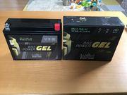 Motorradbatterie GEL intAct YB16AL-A2 51616