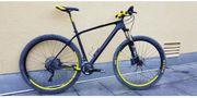 Carbon Mountainbike Haibike Greed 9