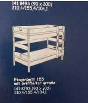 Doppelstockbett Hochbett Etagenbett Paidi Kinderzimmer
