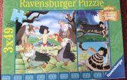 Puzzle Das Dschungelbuch Mogli 3