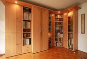 Wohnzimmerschrank Holtkamp-Anbauwand