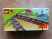 Lego 2734 - Schienen für die