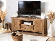 TV-Möbel heller Holzfarbton AGORA neu -