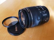 Canon EFS 18-55mm F3 5-5