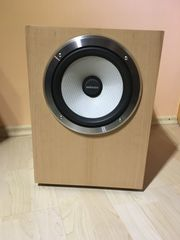 Aktiver Subwoofer SUB20AXW - K T