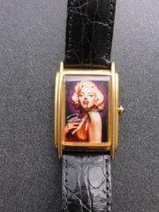 Limitierte Marilyn Monroe Uhr von
