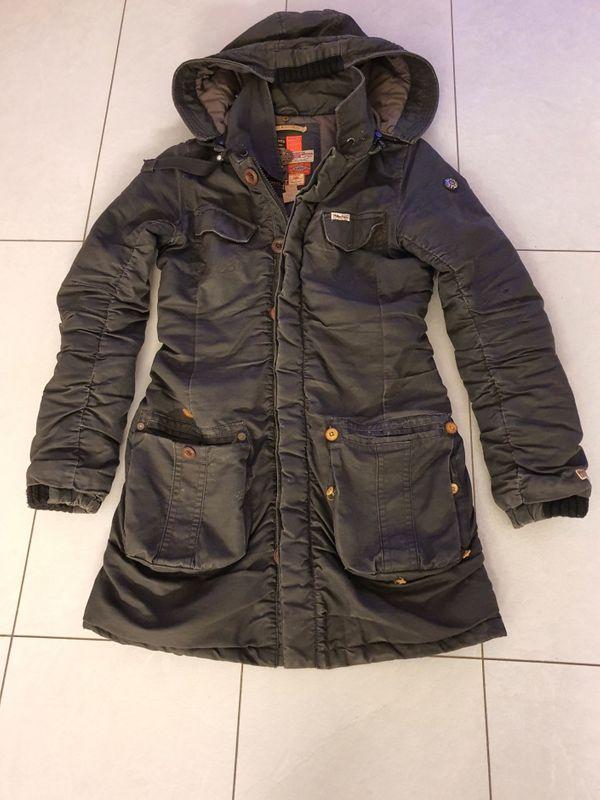 Khujo Jacke Farbe schwarz Größe