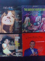 Singles Vinyl und LP s