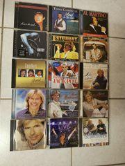 15 Musik-CDs aus allen Musik-Genres