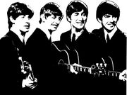 Beatles Autogramme Konzert Tickets Programm