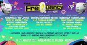 Verkauf ticket frequency festival
