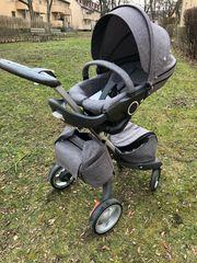 Stokke XPlory V4 Babywanne- Sportsitz-