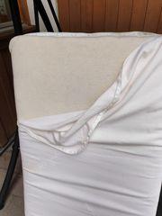 Kinderbett Kokosfaser-Matratze mit Wolle